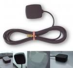 GPS anténa 50 Ohm 28dB SMA magnet