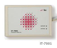 Čtečka RFID s rozhranním PS/2 - emulace klávesnice