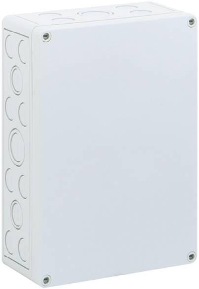 Instalační krabička Spelsberg TK PS 2518-9-m, (d x š x v) 254 x 180 x 90 mm, polystyren, šedá, 1 ks