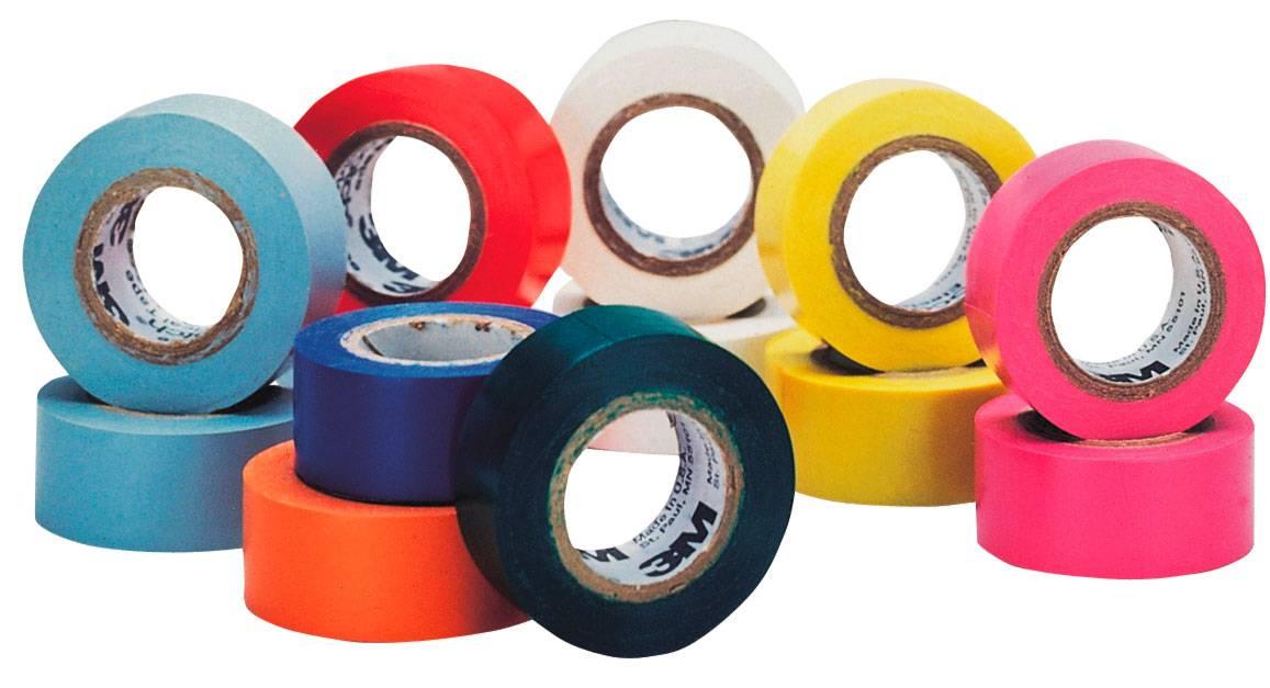 Izolační páska 3M Temflex 1500, XE-0034-1150-3, 15 mm x 10 m, bílá