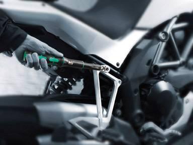 Momentový klíč Wera, 05075393001, 6,3 mm, 1 - 25 Nm