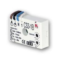 CS3-1B Časový spínač pod vypínač