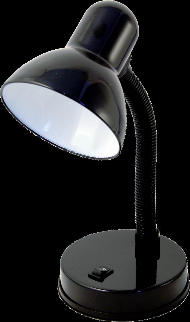 VELAMP kompaktní stolní lampička CHARLESTON TL1201-N