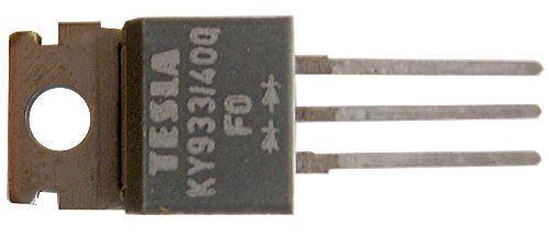 KY933/200 2x dioda uni 200V/3A TO220AB