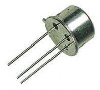 BSX60 tranzistor NPN 30V/1A, 0,8W spínací, TO-39