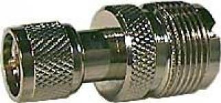Redukce UHF mini konektor/UHF zdířka