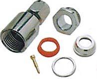 SMA konektor na kabel 3mm(RG174,188,316/U) šroubovací