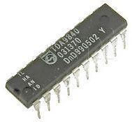 TDA9840 - zvukový obvod pro TV a video, DIL20