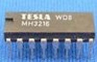 MH3226 - budič/přijímač sběrnice, DIL16