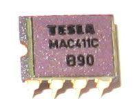 MAC411C 1xOZ J-FET, DIL 8