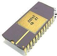 C574C rychlý A/D převodník 12bit /AD574/