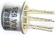 MAA525 - lineární IO, TO99