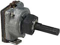 25k/G ESA, hřídel 4x13mm, potenciometr otočný