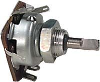 47k/G RFT hřídel 4x11mm, potenciometr otočný