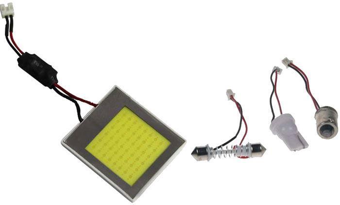 Žárovka LED-12x 3156-T25 12V/0,7W bílá