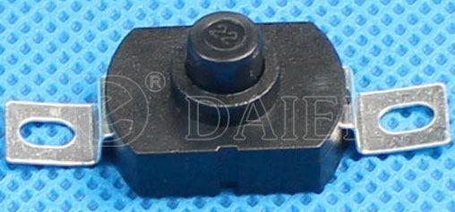 Přepínač posuvný 110-220V 2pol. 250V/3A
