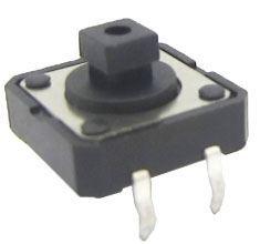 Přepínač páčkový ON-OFF-ON 4pol.250V/10A
