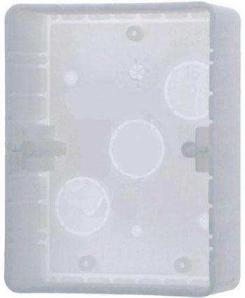 Krabice na omítku pro dvojzásuvku STANDARD 4FA24940