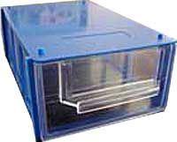 Krabička na součástky stohovací 150x90x45mm
