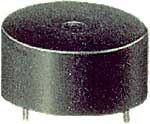 Sirénka 90dB 4-20V/15mA/3kHz průměr 24x10mm KPE222