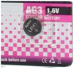 Baterie TINKO LR41(AG3,LR736,GP392) alkalická