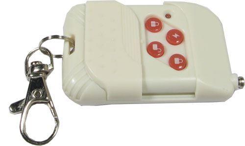 Dálkové ovládání pro alarmy GSM-01LED a GSM-03