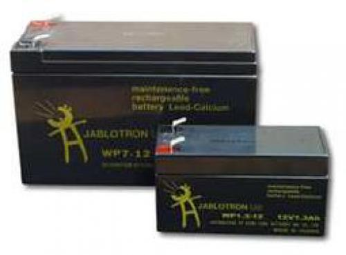 Zálohovací akumulátor 12V 7Ah