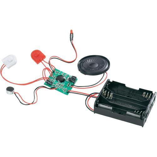 Hlasový modul Conrad Components 191410, 4.5 V/DC, Doba záznamu 20 s
