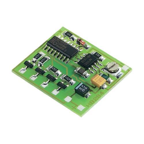 Modul běžícího světla 4kanálový pro miniaturní žárovky
