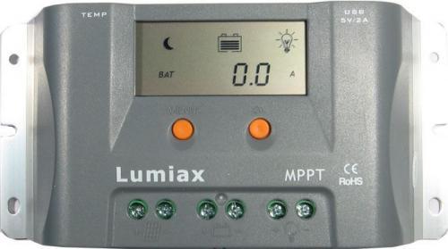 Solární regulátor PWM LD2420C-10 12-24V/10A