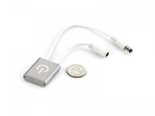 Dotykový stmívač LED pásky a žárovky OLP05