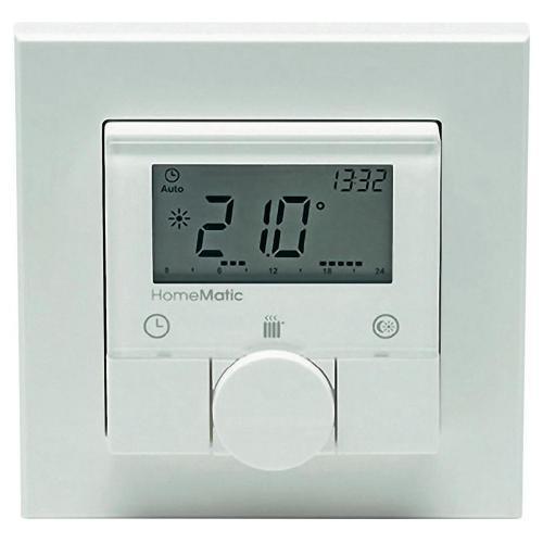 Bezdrátový termostat Homematic HM-TC-IT-WM-W-EU 132030