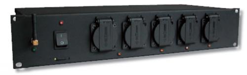 """GSM ovládání pro 4 spotřebiče - OP5 19"""""""