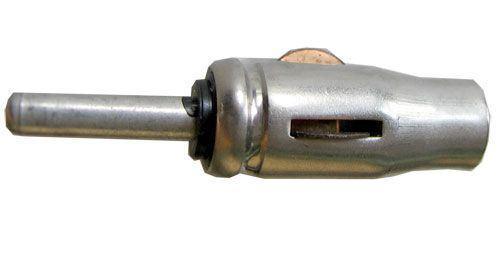 Autoanténní konektor lisovací pro kabel 5mm