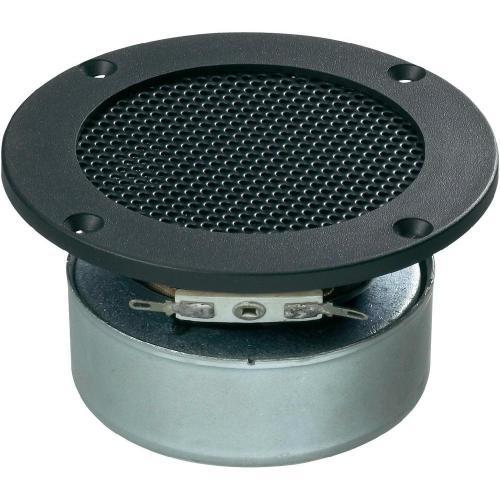 Vestavný reproduktor Speaka DL-1117, 4 Ω, 86 dB, 15/25 W, černá