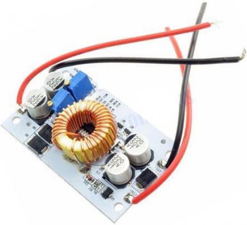 Napájecí modul, step-up měnič CV/CC 250W