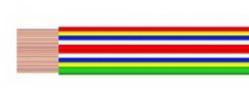 Kabel plochý VFL 8x0,5mm2 / dříve PNLY