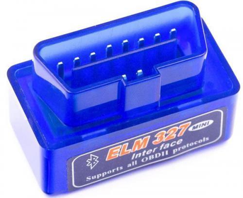 Autodiagnostika ELM327, OBD II V2.1, Bluetooth