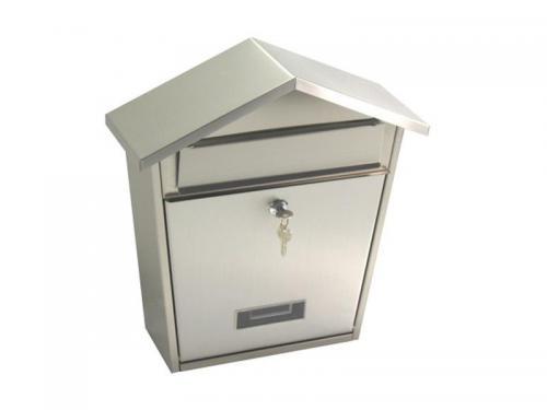 Schránka poštovní G21 LORI 320 x 380 x 105 mm nerez