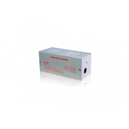 Sebury BPS-01, napájecí zdroj přístupových systémů, s ochranou