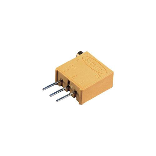 Víceotáčkový trimr Vishay 64 X 100R, lineární, 0.5 W, 100 Ohm, 9000 °, 1 ks