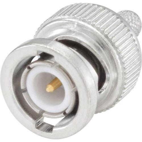 BNC konektor Rosenberger 51S107-108N5 – zástrčka, rovná, 50 Ohm, 1 ks