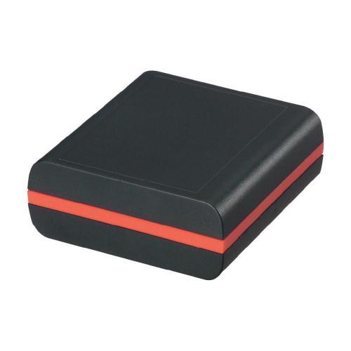 Univerzální pouzdro Strapubox 2085, 80 x 76 x 30 , ABS, černá