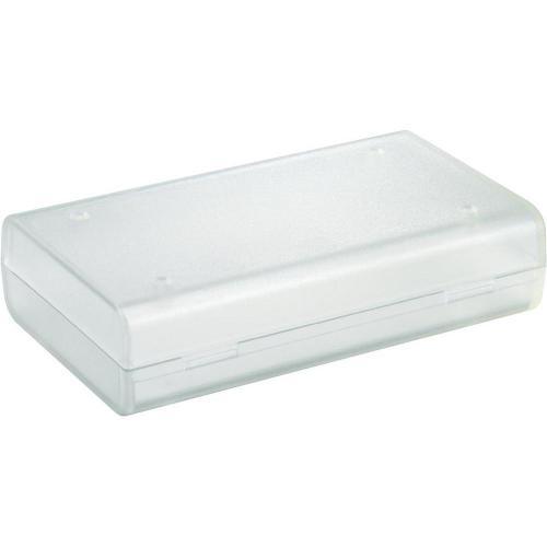 Univerzální pouzdro Strapubox 2515KL, 124 x 72 x 30 , plast, transparentní