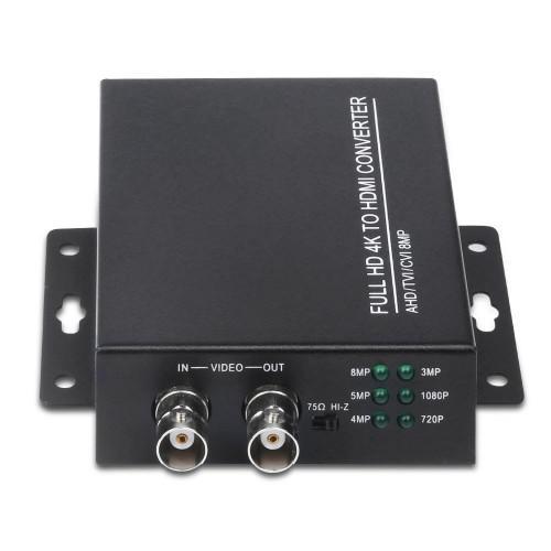 převodník videa AHD to HDMI & VGA & CVBS AHD1508