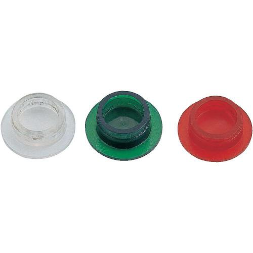 Barevná krycí čočka Strapubox LA1, červená