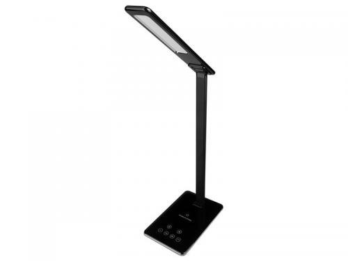 Lampa LED RETLUX RTL 198 s bezdrátovým nabíjením, bílá