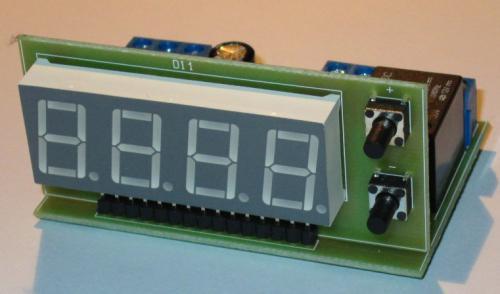 Digitální termostat s čidlem DS18B20