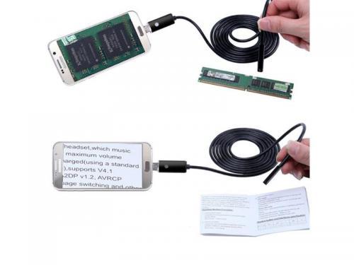 Kamera endoskopická pro mobilní telefon