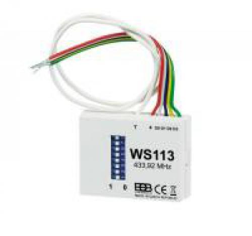 WS113 Univerzální vysílač pod vypínač